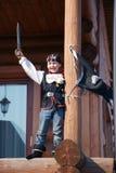 Ik ben originele piraat Royalty-vrije Stock Foto