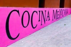 Ik heb een hongerige Mexicaan Stock Afbeelding