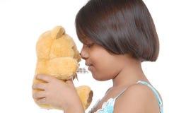 Ik houd teddy van u Royalty-vrije Stock Afbeelding