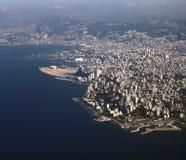 Ik houd van Beiroet royalty-vrije stock afbeeldingen