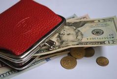 Ik houd van geld Stock Fotografie