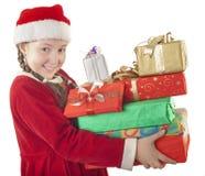 Ik houd van Kerstmis Royalty-vrije Stock Afbeelding