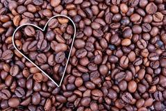 Ik houd van Koffie Stock Fotografie