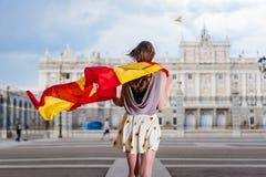 Ik houd van Madrid Royalty-vrije Stock Foto's