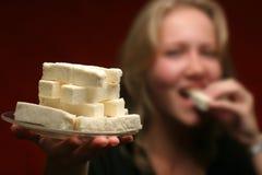 Ik houd van suikergoed royalty-vrije stock foto's