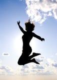 Ik kan vliegen Royalty-vrije Stock Afbeelding