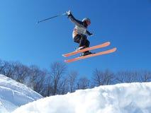 Ik kan vliegen! Stock Foto