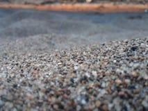 Ik kreeg het Zand en de hitte in mijn handen stock afbeelding