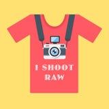 Ik schiet ruw Stock Foto