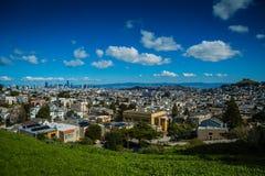 Ik verliet Mijn Hart in San Francisco Royalty-vrije Stock Afbeelding