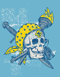 Ik verzegel piraat Royalty-vrije Stock Afbeeldingen