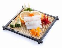 Ika sashimi Royalty Free Stock Image