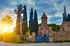 Ikalto cathedral in Georgia Stock Photography