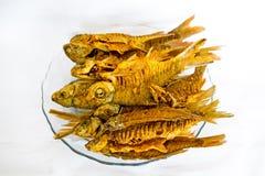 Ikan goreng Stock Photos