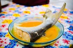 Ikan Patin Asam Pedas Royalty Free Stock Image