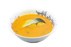 Ikan Patin Tempoyak Stock Image