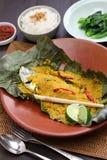 Ikan pepes, indonesian cuisine Stock Image
