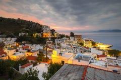 Ikaria海岛 免版税图库摄影