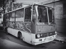 IKARUS Bus Royalty Free Stock Images
