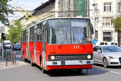 Ikarus Ganz 280 Royalty Free Stock Photo