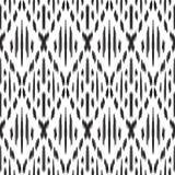 Ikat无缝的样式 0 8可用的背景eps向量版本墙纸 免版税库存图片
