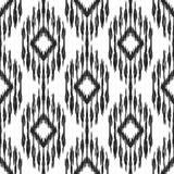 Ikat无缝的样式 0 8可用的背景eps向量版本墙纸 库存照片