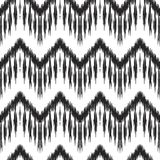 Ikat无缝的样式 0 8可用的背景eps向量版本墙纸 图库摄影