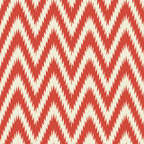 Ikat Chevron Stockbilder