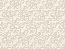 Ikat Damask Seamless Background Pattern Royalty Free Stock Photography