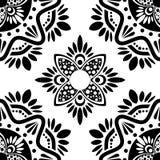 Islamic pattern. Ikat Ethnic seamless pattern illustration. Tribal vector vector illustration