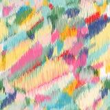 Ikat Muster Stockbild