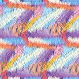 Ikat Muster Lizenzfreie Stockbilder