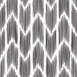 Ikat naadloos patroon manierbehang Royalty-vrije Stock Fotografie