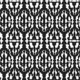 Ikat Ogee Background Royalty Free Stock Images