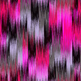 Ikat Ogee Background  40 Royalty Free Stock Photography