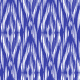 Ikat Ogee Background  74 Stock Photography