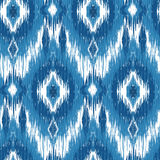 Ikat Ogee Background  90 Stock Photography