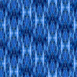 Ikat Ogee Background 125 royalty free illustration