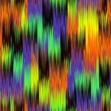 Ikat Ogee Background 101 Royalty Free Stock Image
