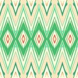 Ikat pattern Royalty Free Stock Photos