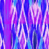 Ikat Pattern Royalty Free Stock Photo