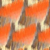 Ikat Pattern Royalty Free Stock Photo