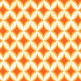 Ikat Seamless Pattern Royalty Free Stock Images