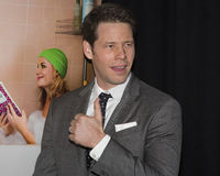Ike Barinholtz Stock Photo