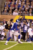 Ike Hilliard, Super Bowl XXXV Royalty-vrije Stock Fotografie