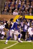 Ike Hilliard, Super Bowl XXXV. New York Giants WR Ike Hilliard.  (Image taken from color slide Royalty Free Stock Image