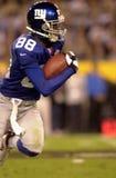Ike Hilliard, Super Bowl XXXV. New York Giants WR Ike Hilliard, #88 Royalty Free Stock Photo