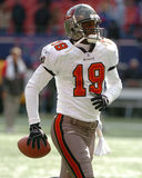 Ike Hilliard, Tampa Bay Buccaneers Image stock