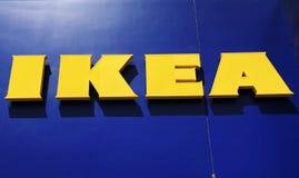 Ikea存储 免版税库存照片