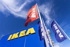 Ikea存储 免版税库存图片